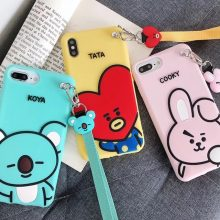 Tata, Cooky, Koya iPhone case for iphone XS max XR X XS  7 8 6 6s plus